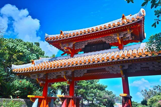 沖縄県 首里城