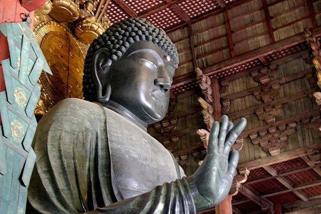 奈良県 東大寺 大仏