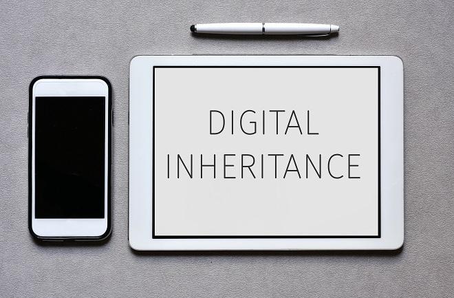 デジタル遺産 相続
